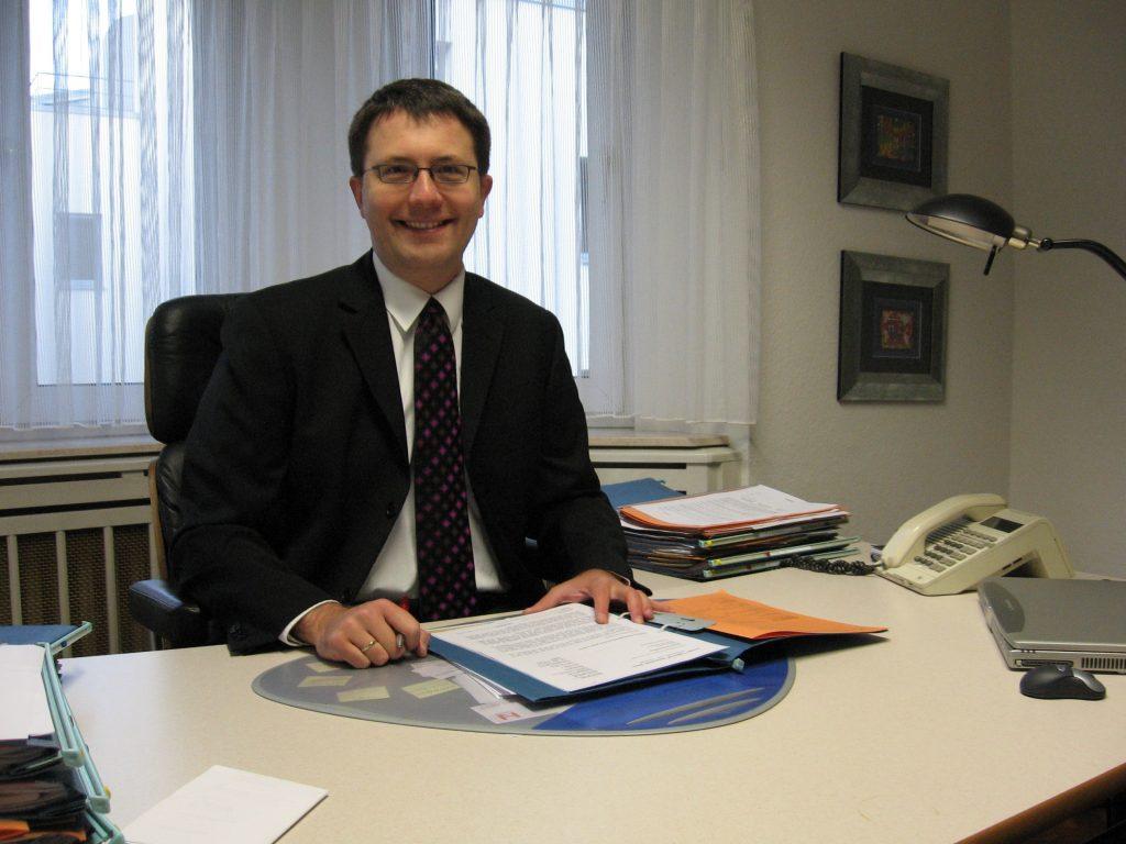 Scheidungsanwalt und Fachanwalt für Familienrecht Siegen