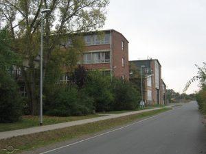 Rothenburger str. in nordhausen, ehemals mabag